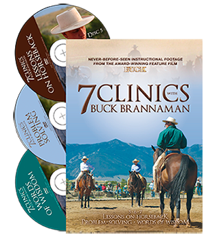 7 Clinics with Buck Brannaman, Discs 5 6 & 7